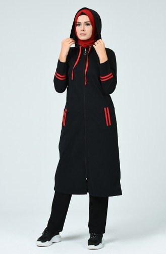 Black Abaya 1401-03