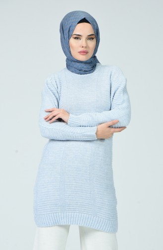 Tricot Sweater Bebe Blue 1930-09