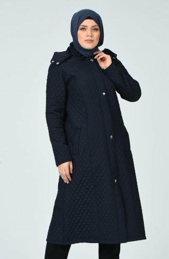 Dunkelblau Coats 1041-03