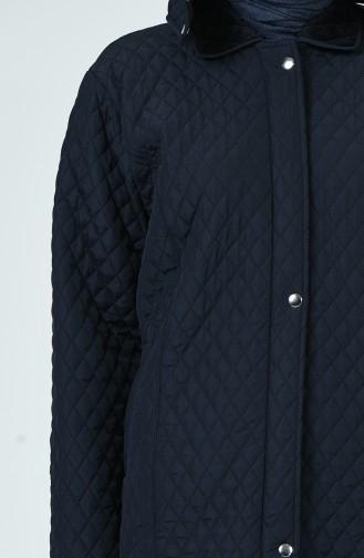 Dunkelblau Coats 1060-02