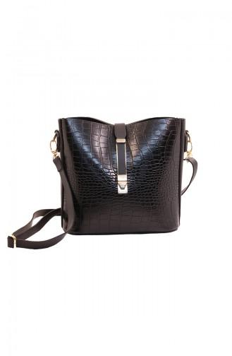 Black Shoulder Bags 12-01