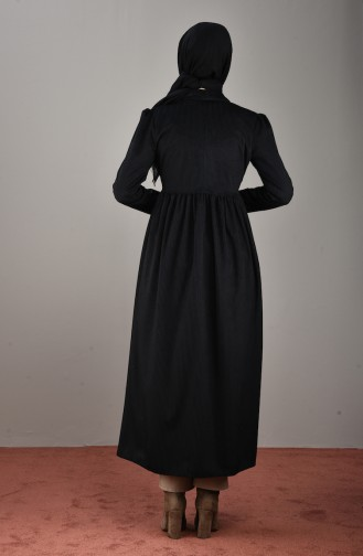 كيب أسود 6104-04