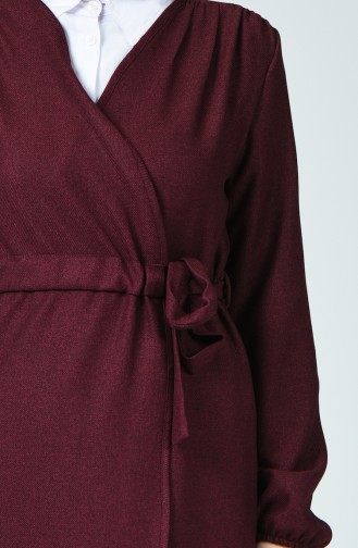 Side Belted Cape Damson 0891A-02