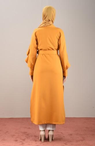 Dark Mustard Mantel 8150-07