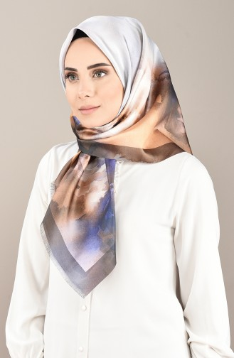 Light Brown Scarf 95311-02