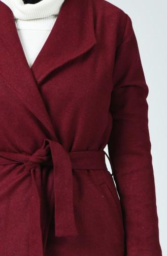 Claret Red Coat 6020-06