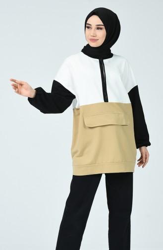 Mink Sweat shirt 0737-01