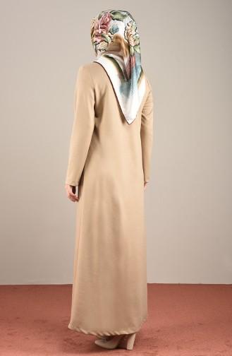 Mink İslamitische Jurk 8112-01