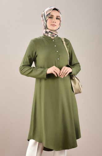 Khaki Tunics 8102-02