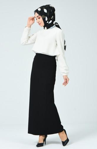 Jupe Noir 3105-01