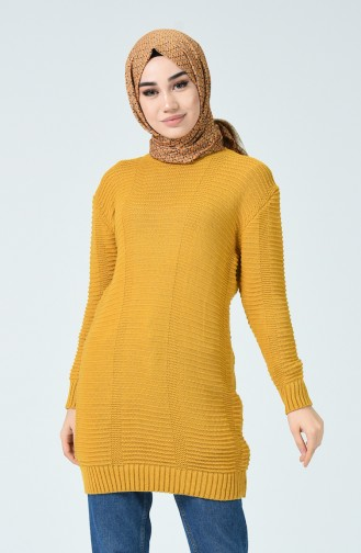 Pull Tricot 1930-02 Moutarde 1930-02