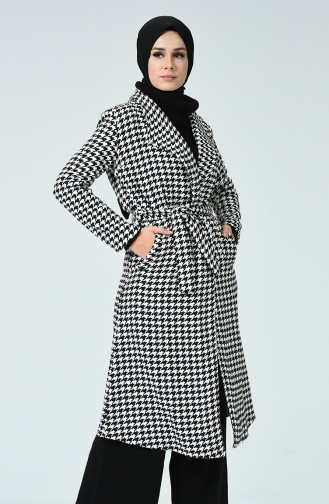 White Long Coat 6021-02