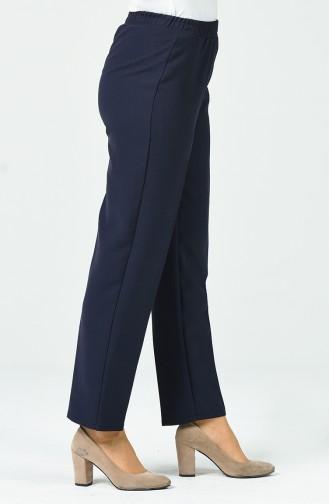 Beli Lastikli Pantolon 1150PNT-01 Lacivert