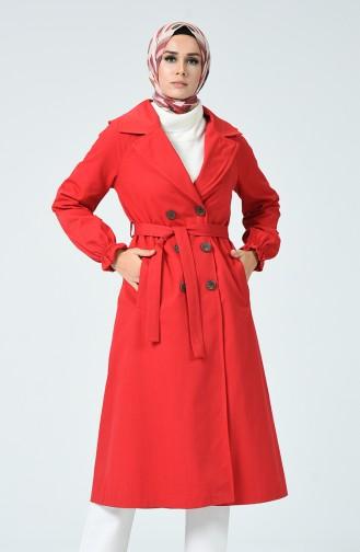 Rot Trench Coats Models 1260-11