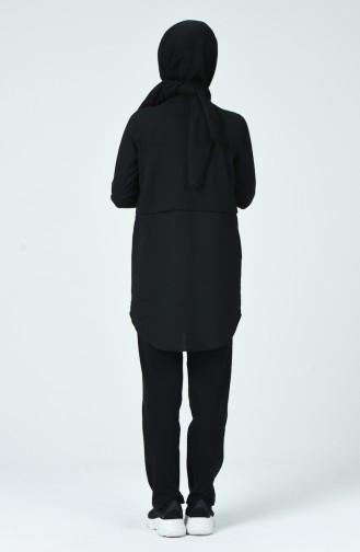 Survêtement Noir 9179-01