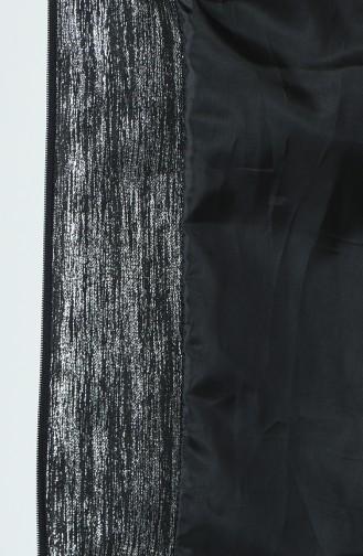 Gilet Sans Manches Noir 1970-04