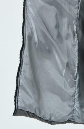 Gray Gilet 10108B-01
