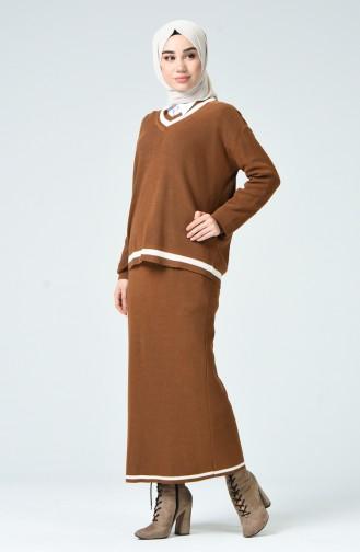 Tan Suit 8012-05