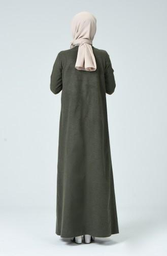 Khaki Dress 3120-02