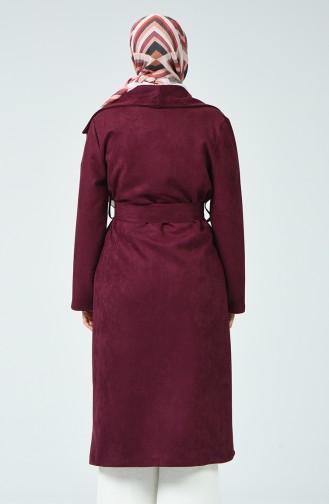 Damson Trench Coats Models 0032-03