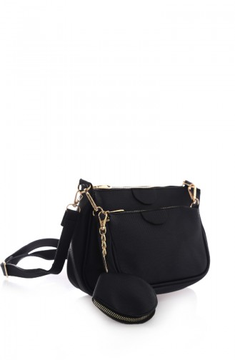 Black Shoulder Bag 09Z-01