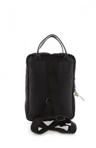 Black Back Pack 176Z-01