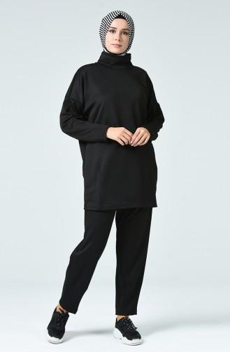 طقم أسود 1037-03