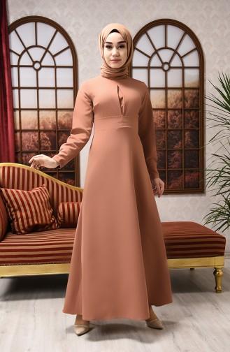 Zwiebelschalen Hijap Kleider 2704-08