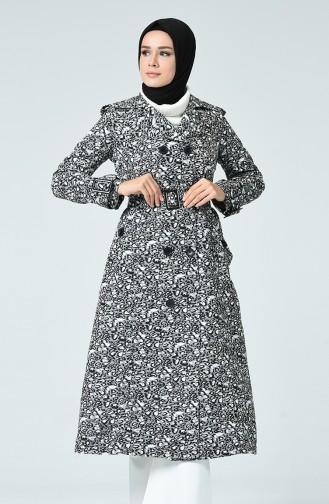Grau Trench Coats Models 8003-01