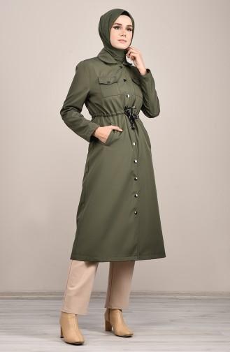 Trench Coat Khaki 0035-01