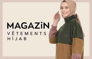Magazin Habillement Hijab
