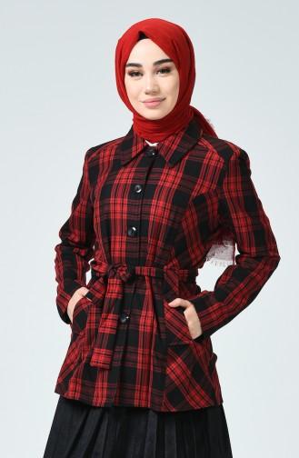 الجاكيت أحمر 9169-01