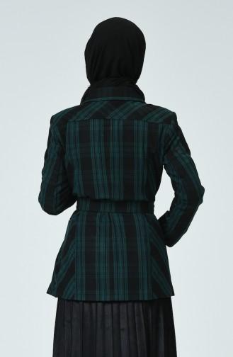Emerald Green Jackets 9169-02