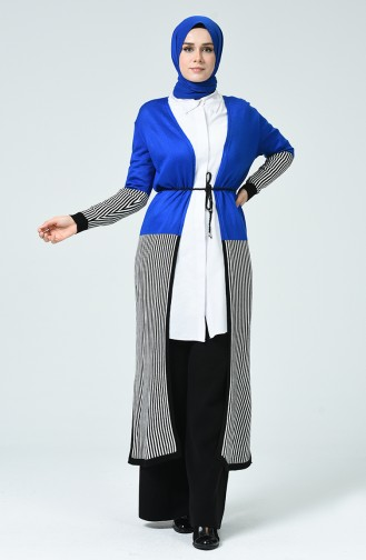 كارديجان أزرق 3015-02
