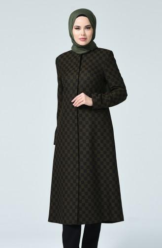 Hijab Mantel 19K8051-01 Khaki 19K8051-01