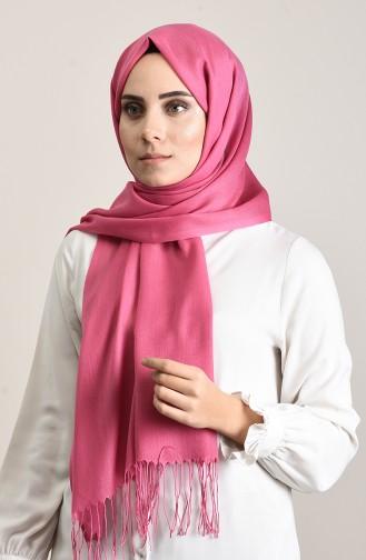 شال باشمينا سادة زهري 901472-28