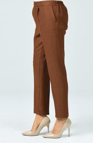 Pantalon à Poche 0881A-03 Tabac 0881A-03