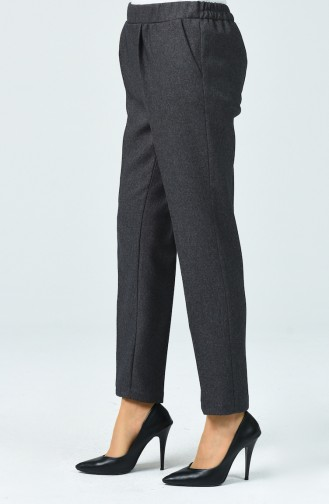 Pantalon Avec Poche 0881A-06 Anthracite 0881A-06