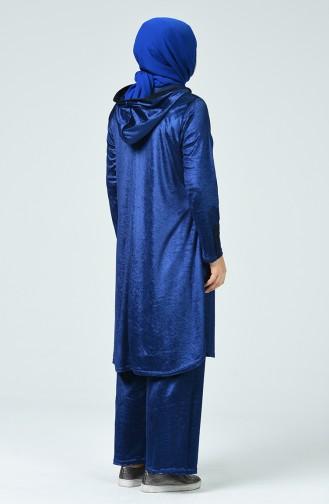 Saxon blue Suit 2665-06
