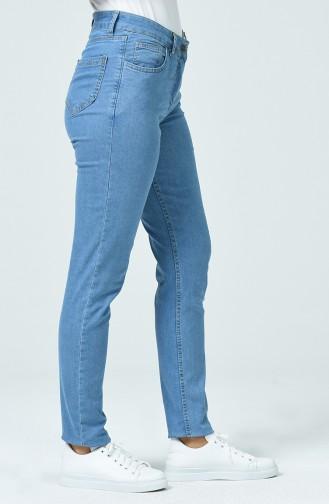 Pantalon Jean 7501-04 Bleu Jean Clair 7501-04