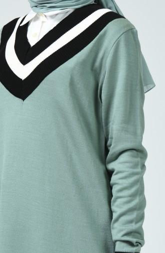 Green Dress 8022-02