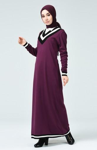 Damson Dress 8022-03