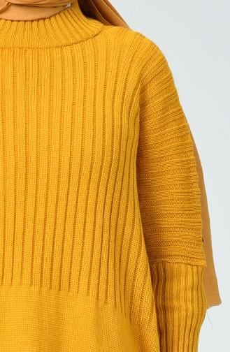 بونشو أصفر خردل 0545-05