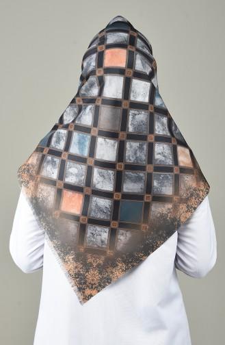 Echarpe Noir 95314-02