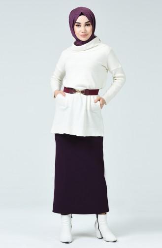 Purple Skirt 1981-03