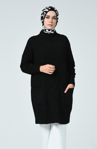 Cepli Triko Kazak 4191-02 Siyah 4191-02