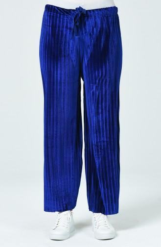 Saxon blue Broek 2501-01