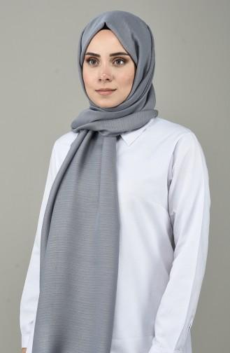 Dark gray Sjaal 13158-11
