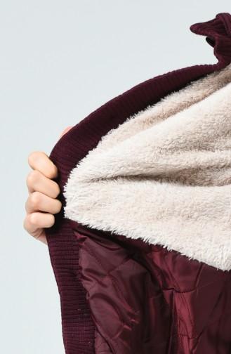 معطف كرزي 4525-04