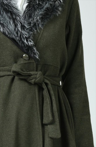 Tasche Detaillierte Klassische Hose 5091-05 Khaki 5091-05
